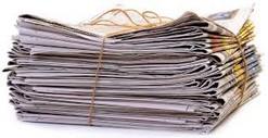 Zaključna zbiralna akcija odpadnega papirja