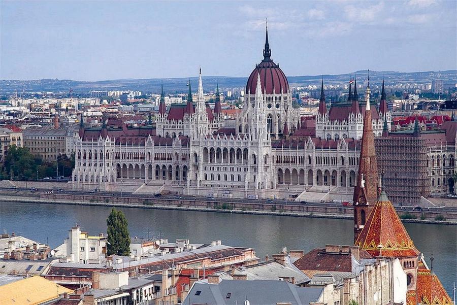 MPZ v Budimpešti