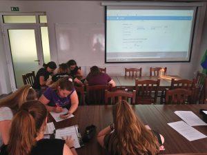Goričko – delavnice z nadarjenimi učenci